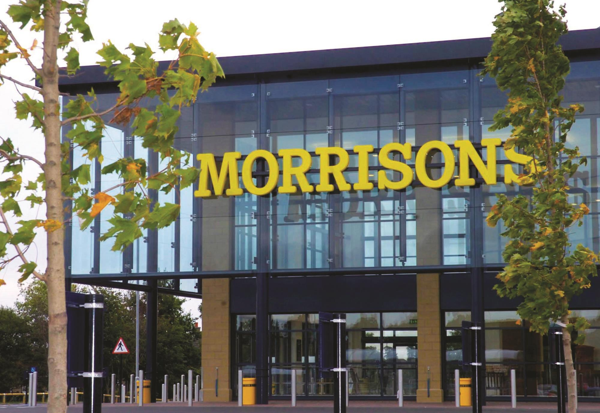 What're the main aims of Morrisons supermarket?