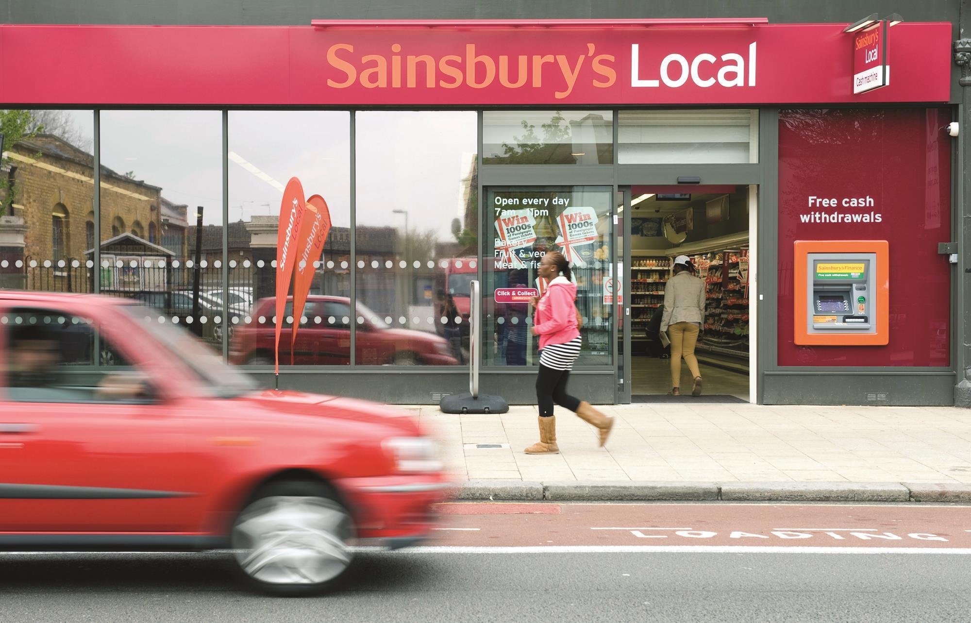 Sainsburys research