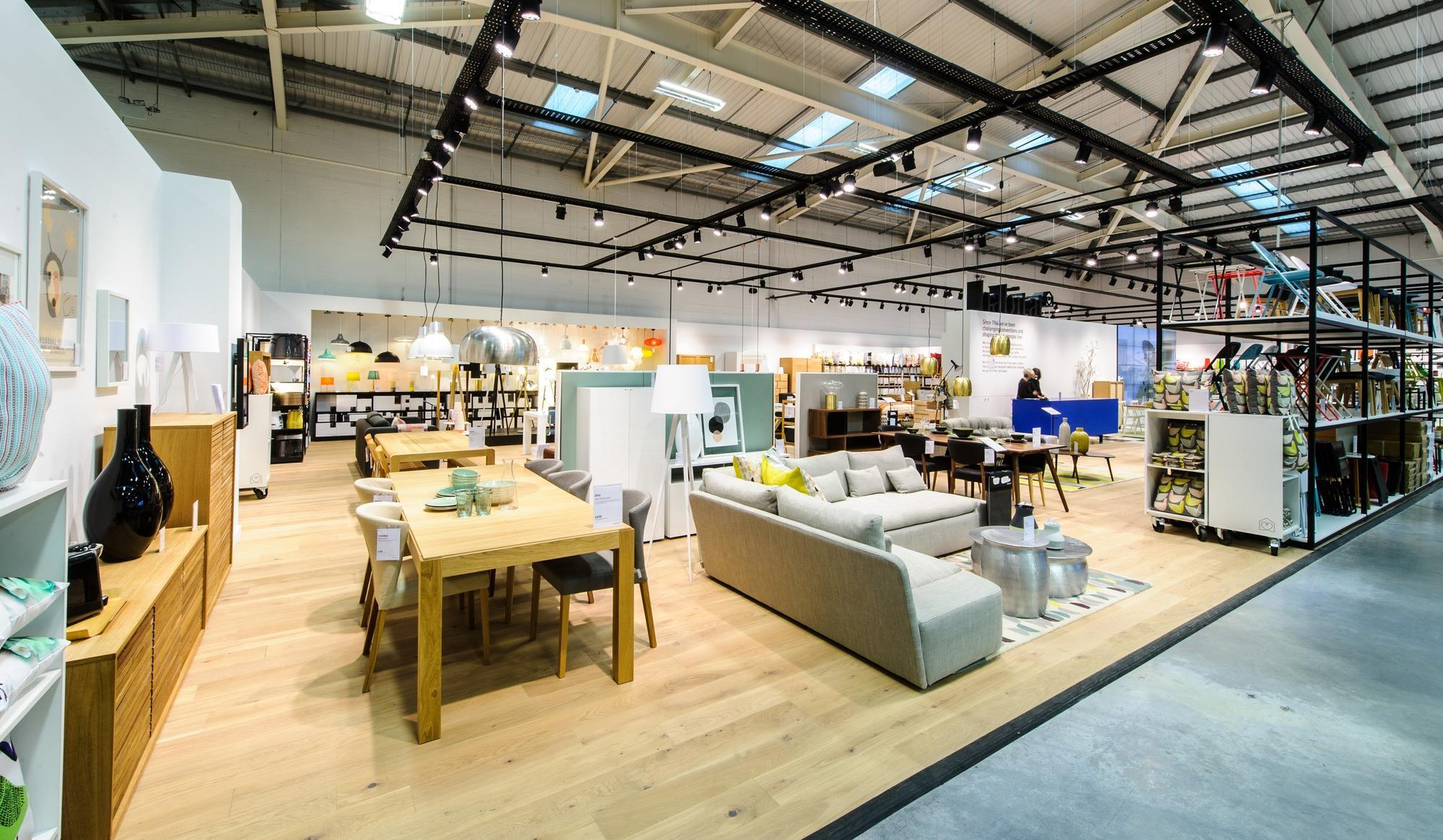 Store Gallery Habitat Finds A New Home Within Homebase