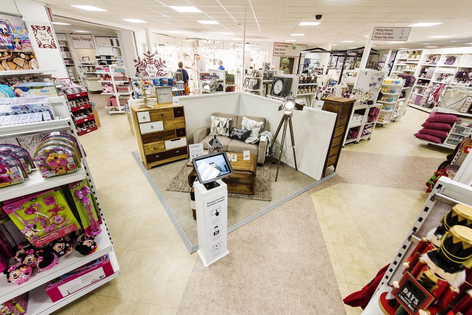 Store Gallery Matalan Launches First Standalone Homestore Store Gallery Retail Week Store Gallery Matalan Launches