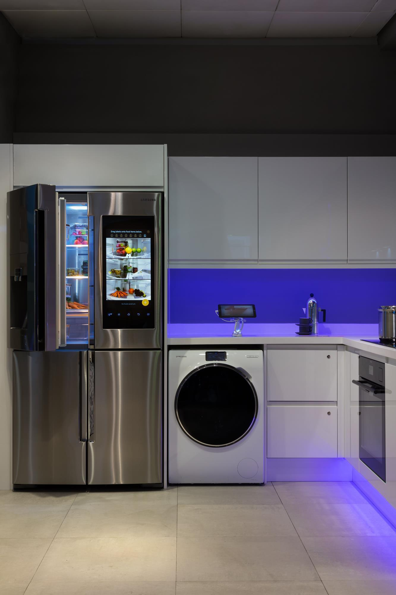 John Lewis Kitchen Appliances In Pictures John Lewis Opens Smart Home Area In Flagship Store