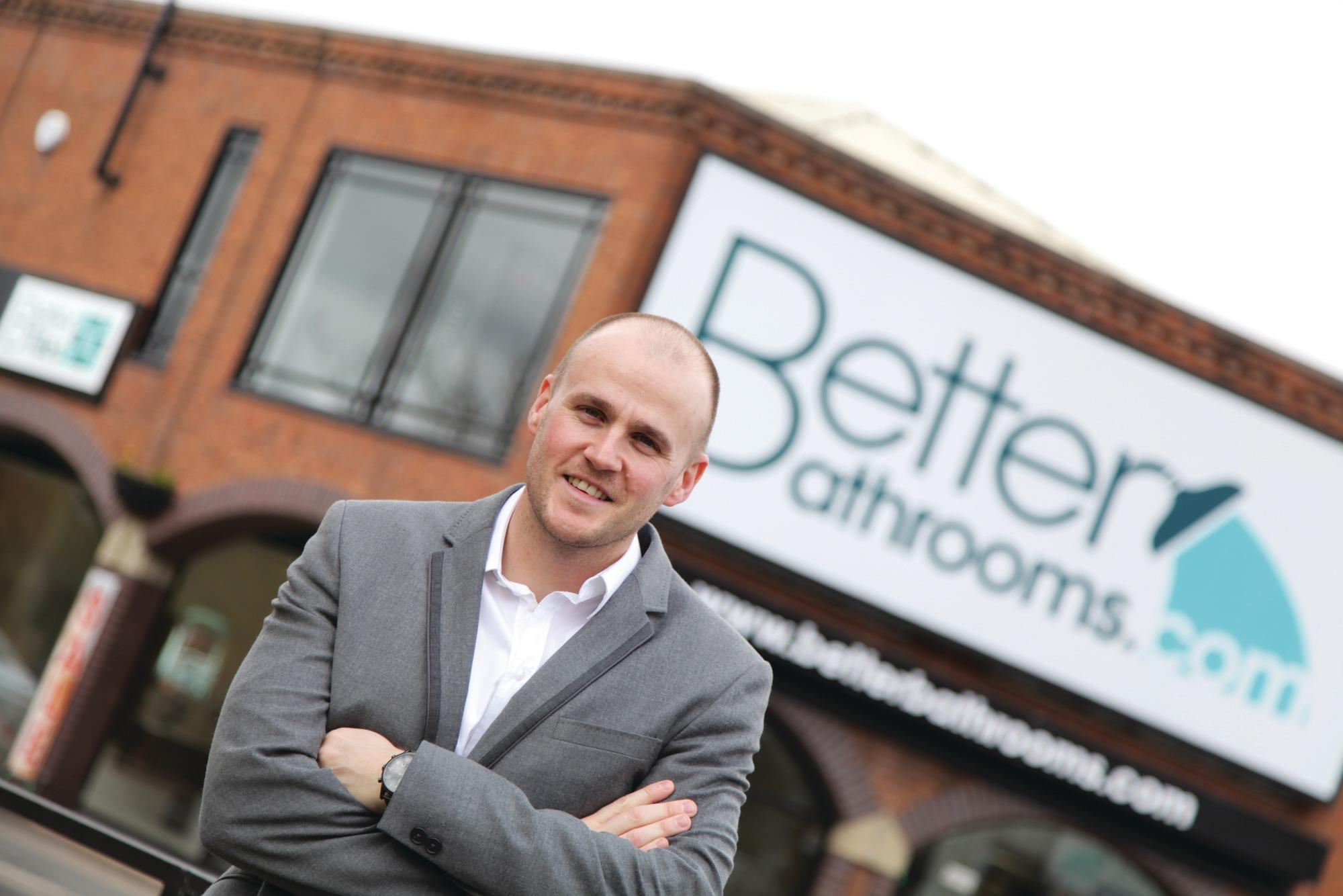 Better bathrooms and kitchens - Analysis Better Bathrooms Secures 10m To Fuel Showroom Expansion Analysis Retail Week