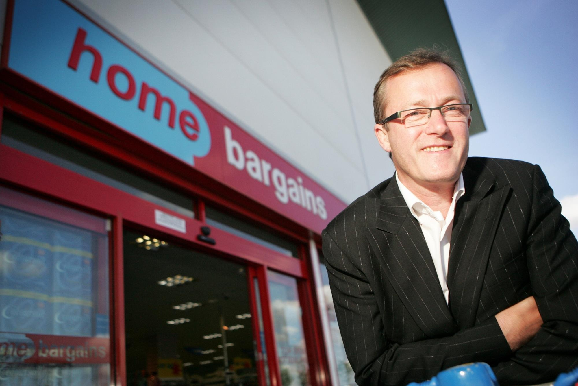 Home bargains a home grown retailer bargaining on success for Morris home