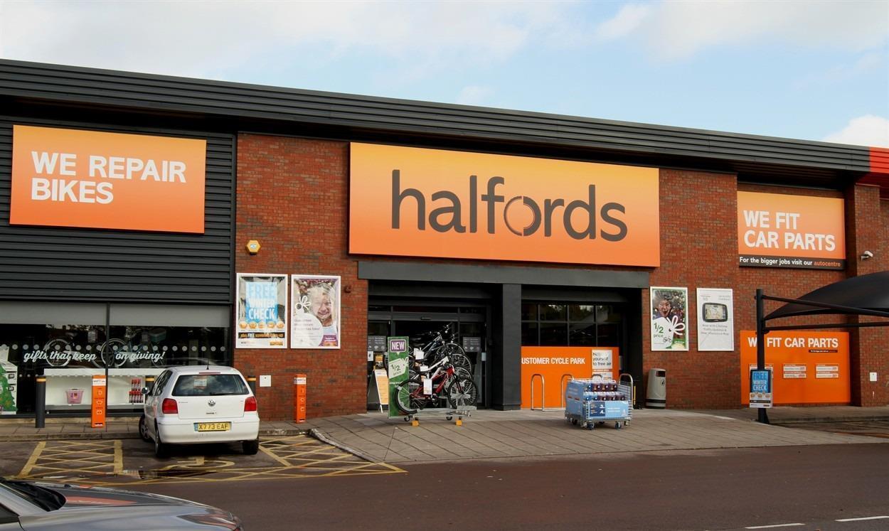 halfords group plc (HFD) Snapshot