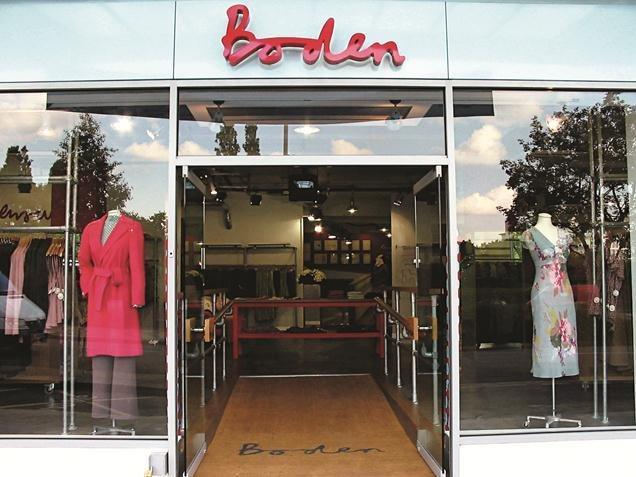 Boden plans more stores and china launch despite dip in for London boden