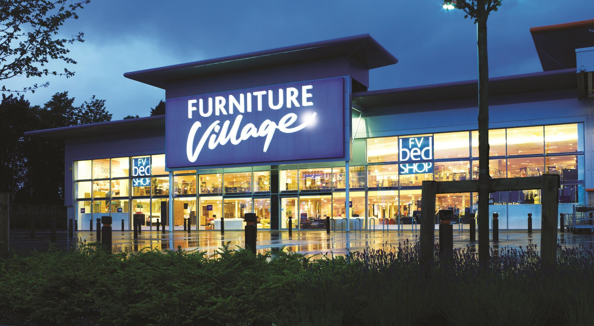Furniture Village Investment furniture village plots expansion after securing £6m investment