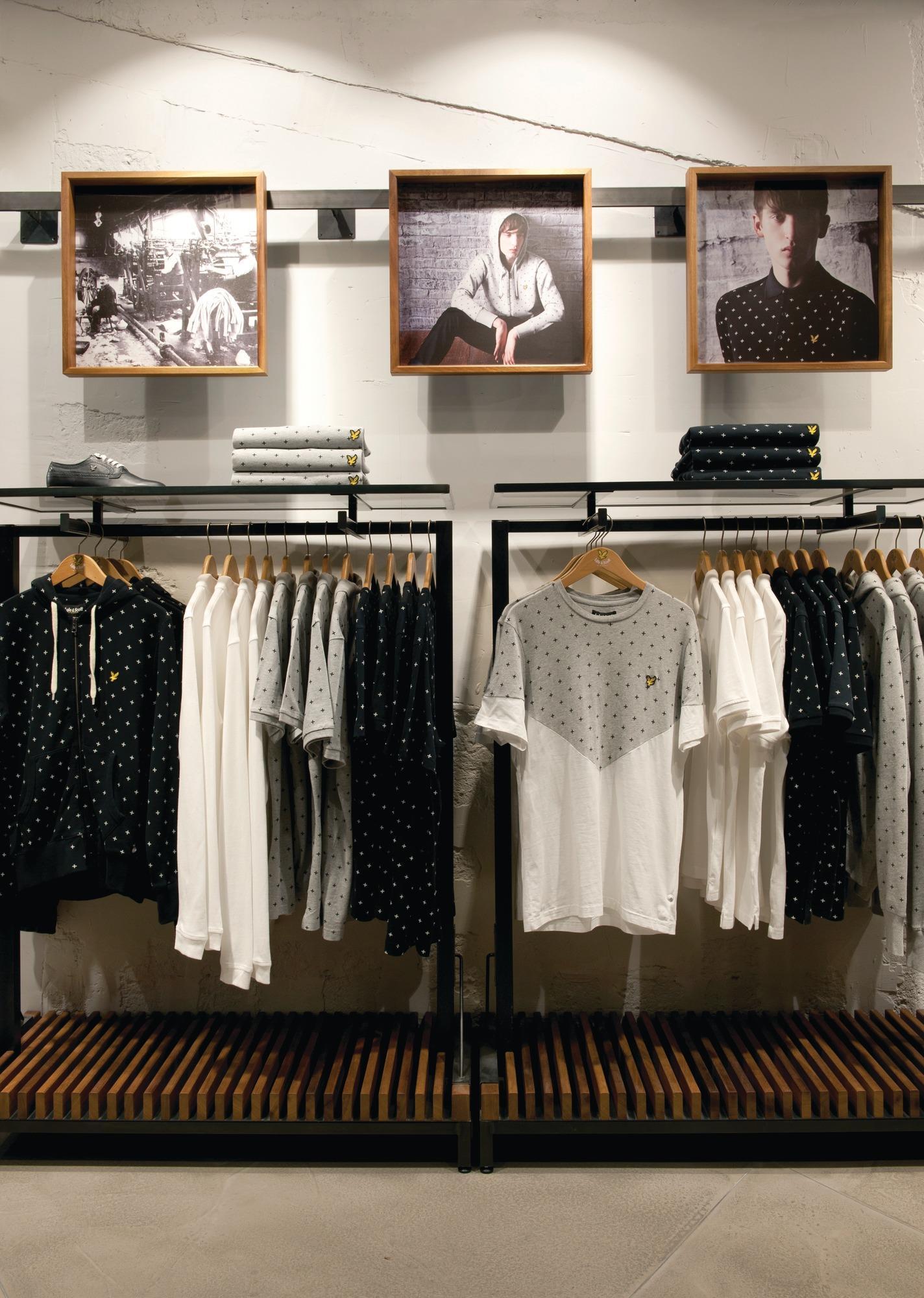 Store Gallery Lyle Amp Scott Designs Carnaby Street Store