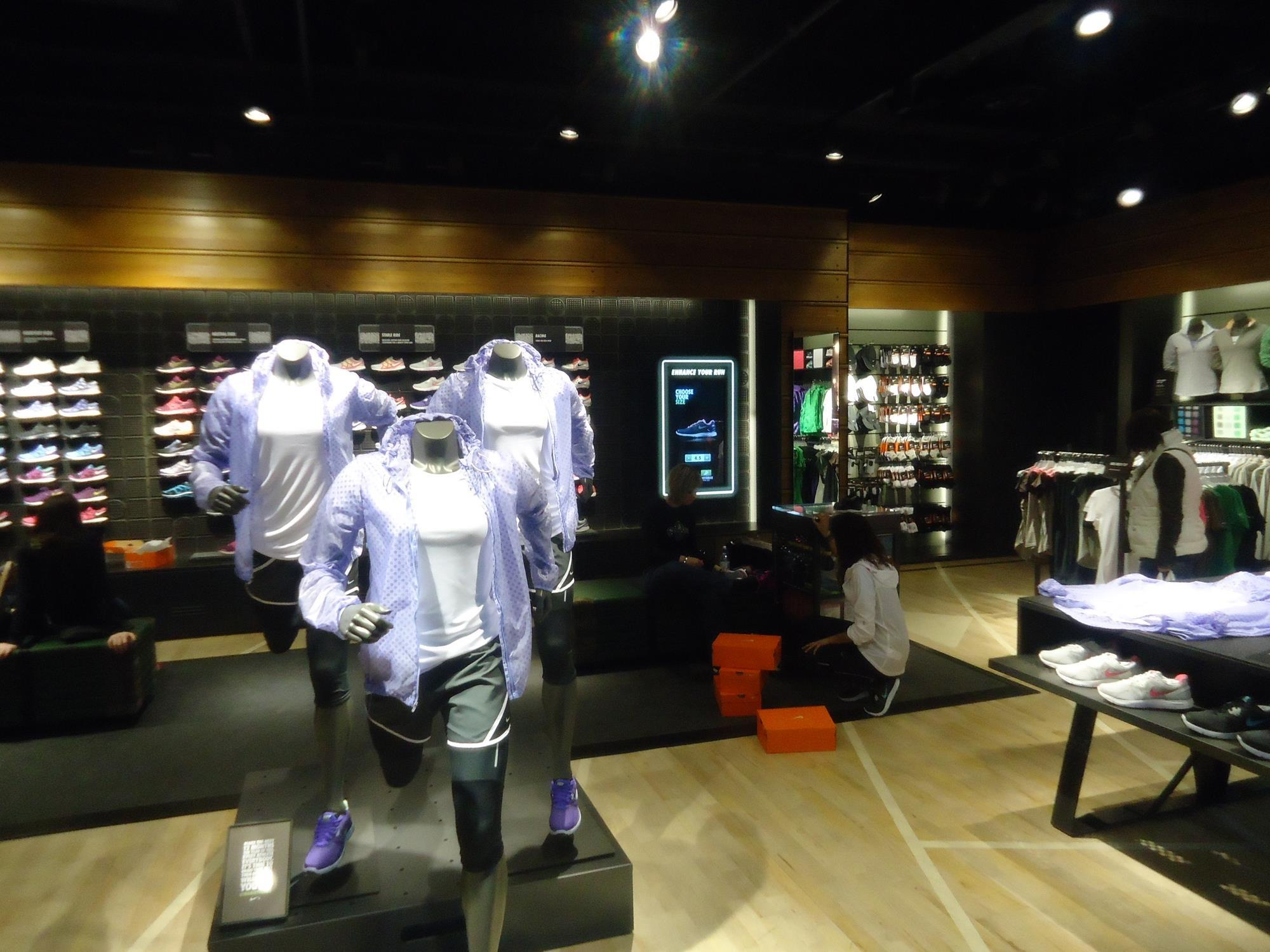 size 40 8cd87 974c6 Nike unveils revamped Westfield London store   Photo .