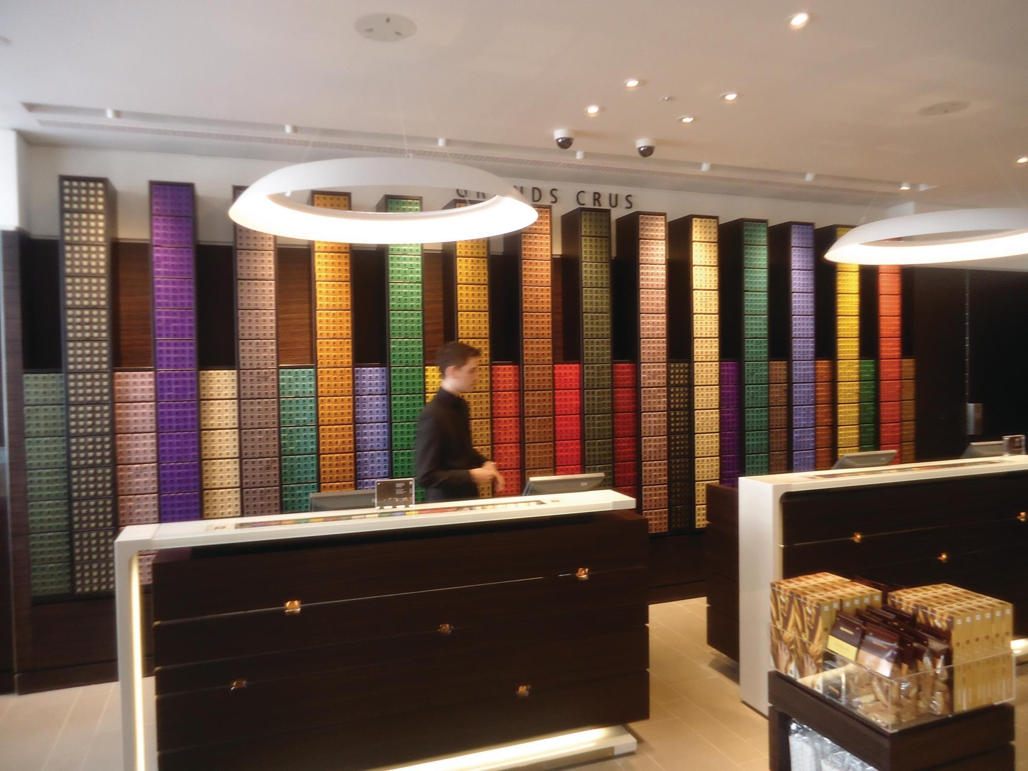 In pictures Nespresso opens first standalone London u0026#39;boutique u0026#39; Store gallery Retail Week -> Nespresso London
