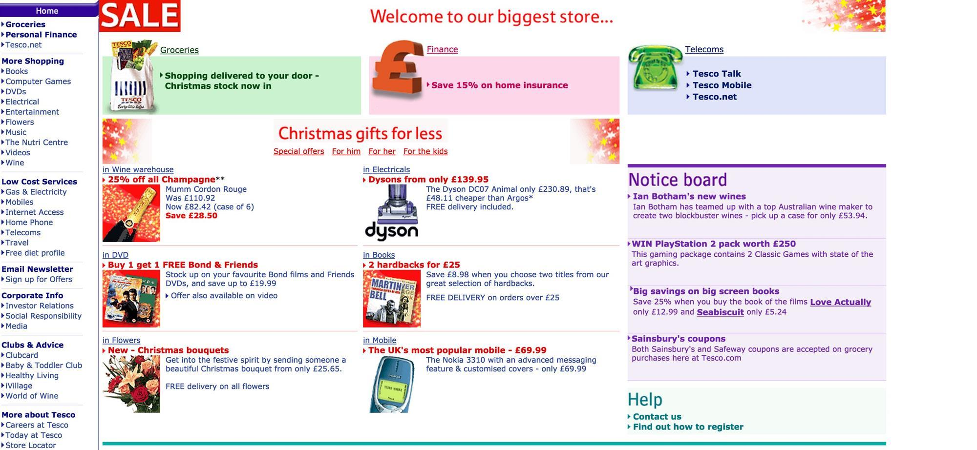 analysis of tesco website and finances Here's how to take back control of your finances  why the tesco plc share price is now looking cheap g a  they've published a compelling analysis of it in.