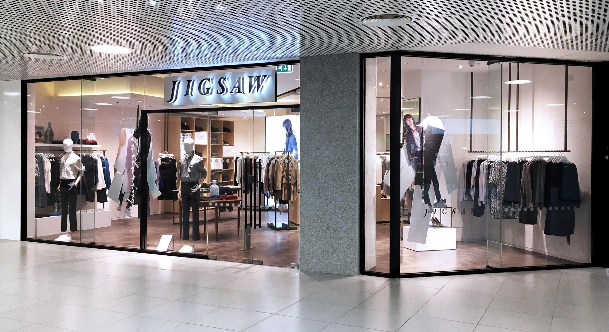 Store Gallery: Jigsaw's New Shop In Aberdeen Mall Takes