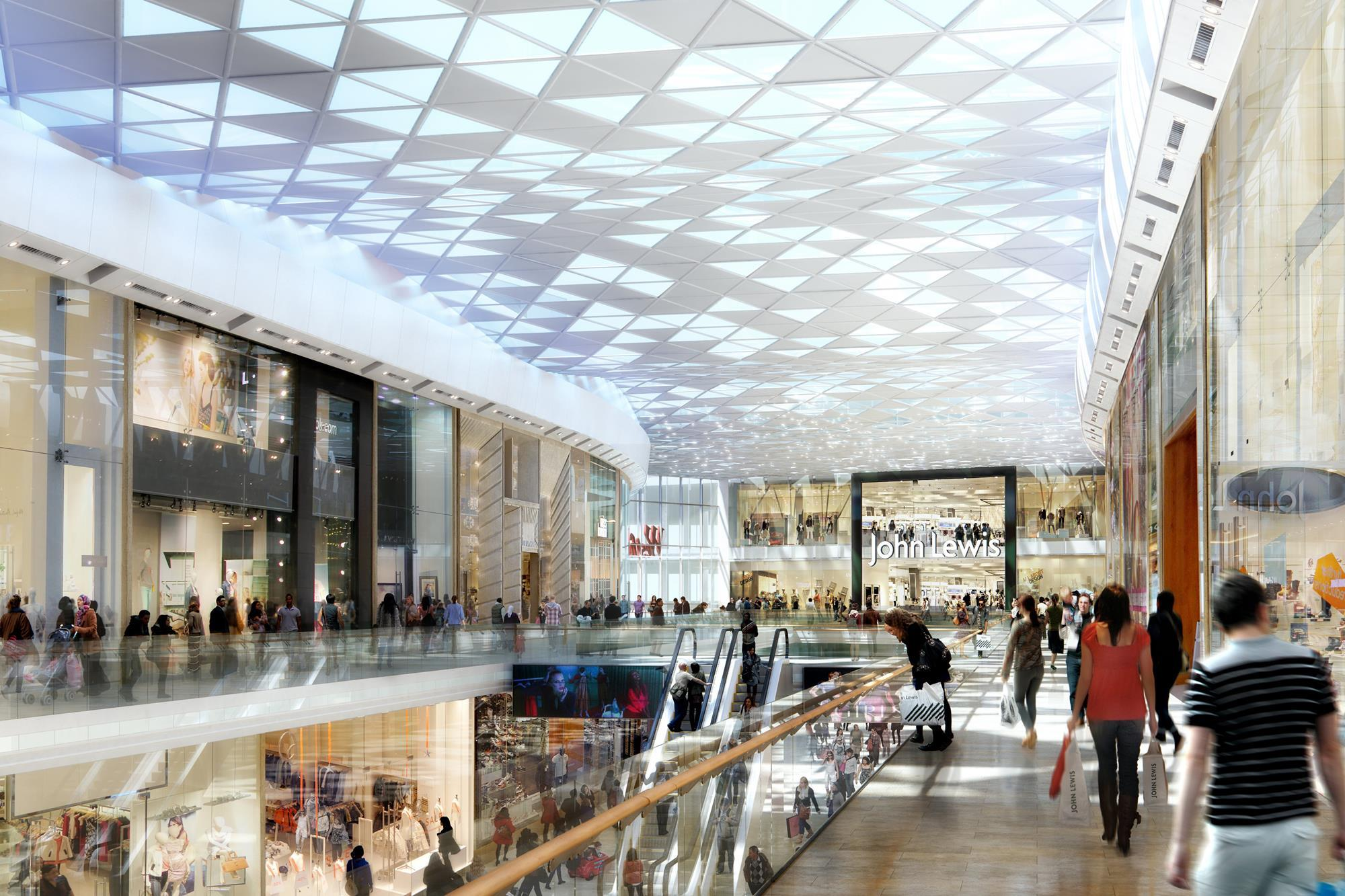 Store gallery How regional malls are changing to keep up to date