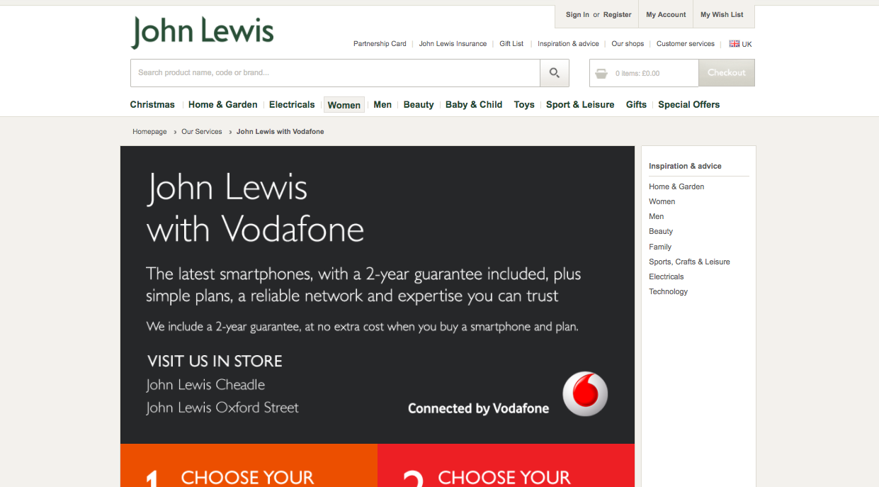 Design advisor jobs 100 john lewis home design advisor for Home design john lewis