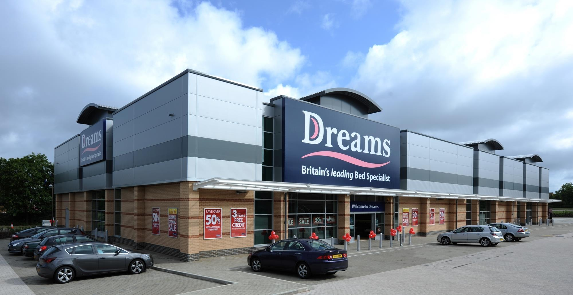 Strong Start For Dreams And Oak Furniture Land In January Sales