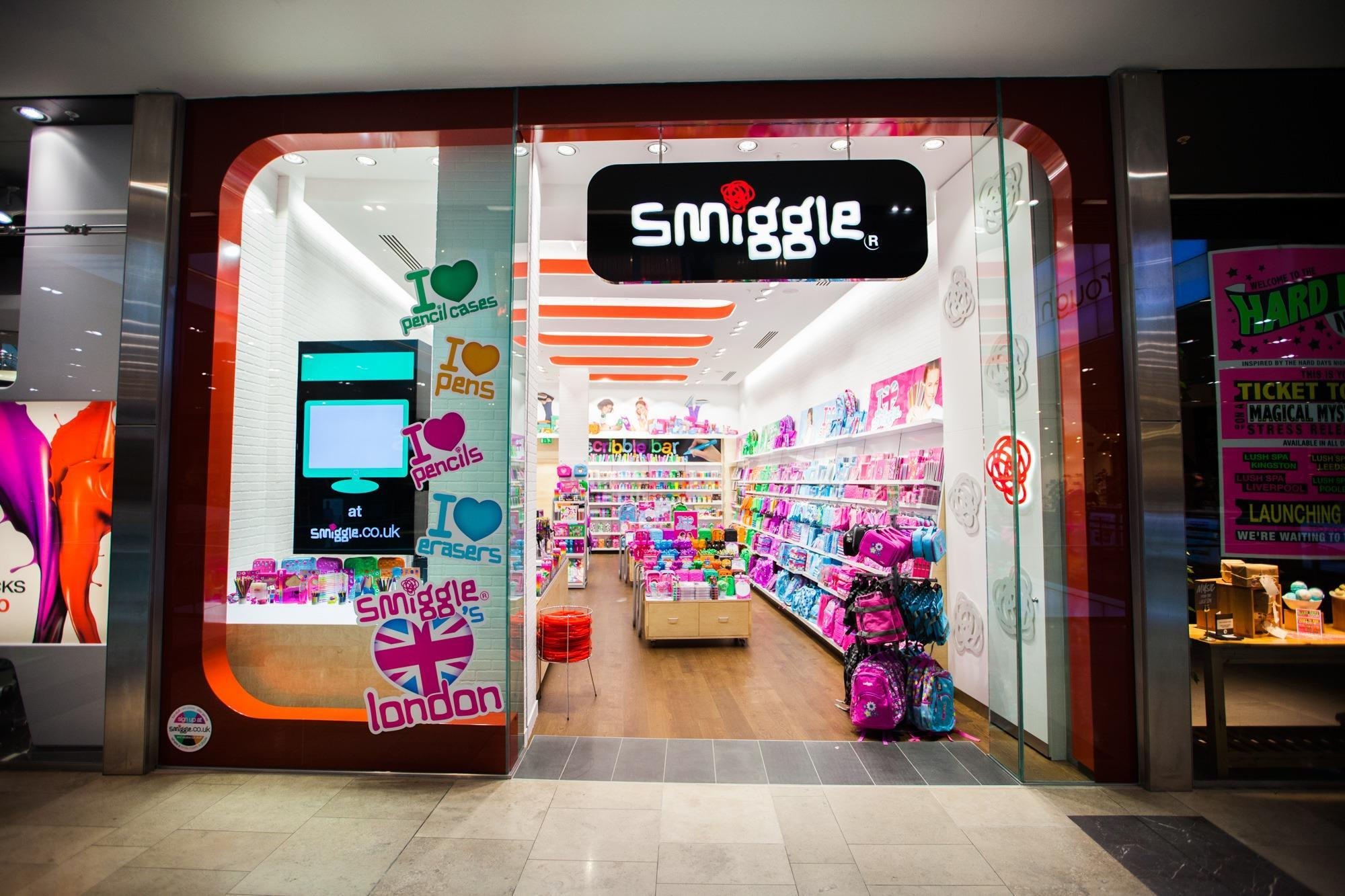 Stationery retailer Smiggle on track to meet target of 200 UK ...