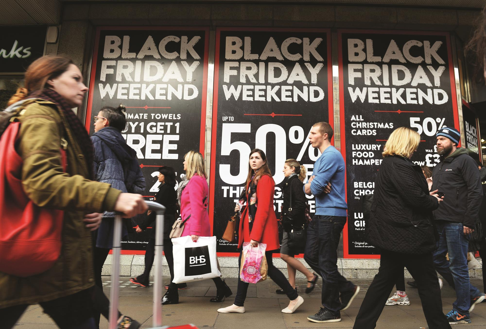 Black Friday may be a nightmare before Christmas for retailers ...