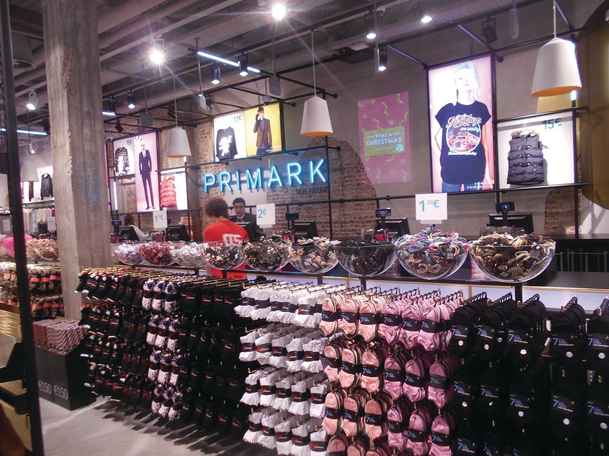 Store Gallery Primark Opens Second Belgian Store In