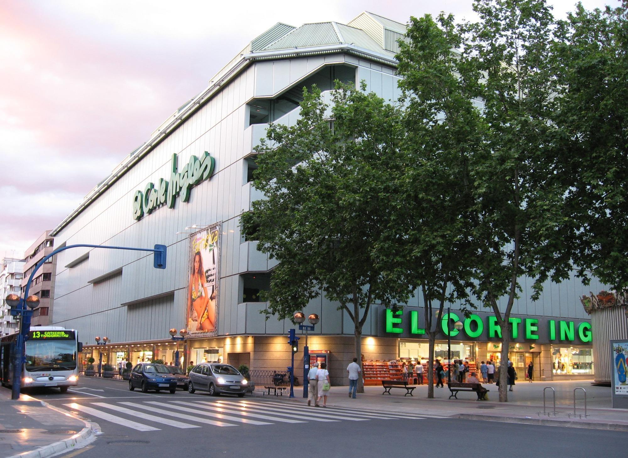 Торговый центр в аликанте el corte ingles адрес