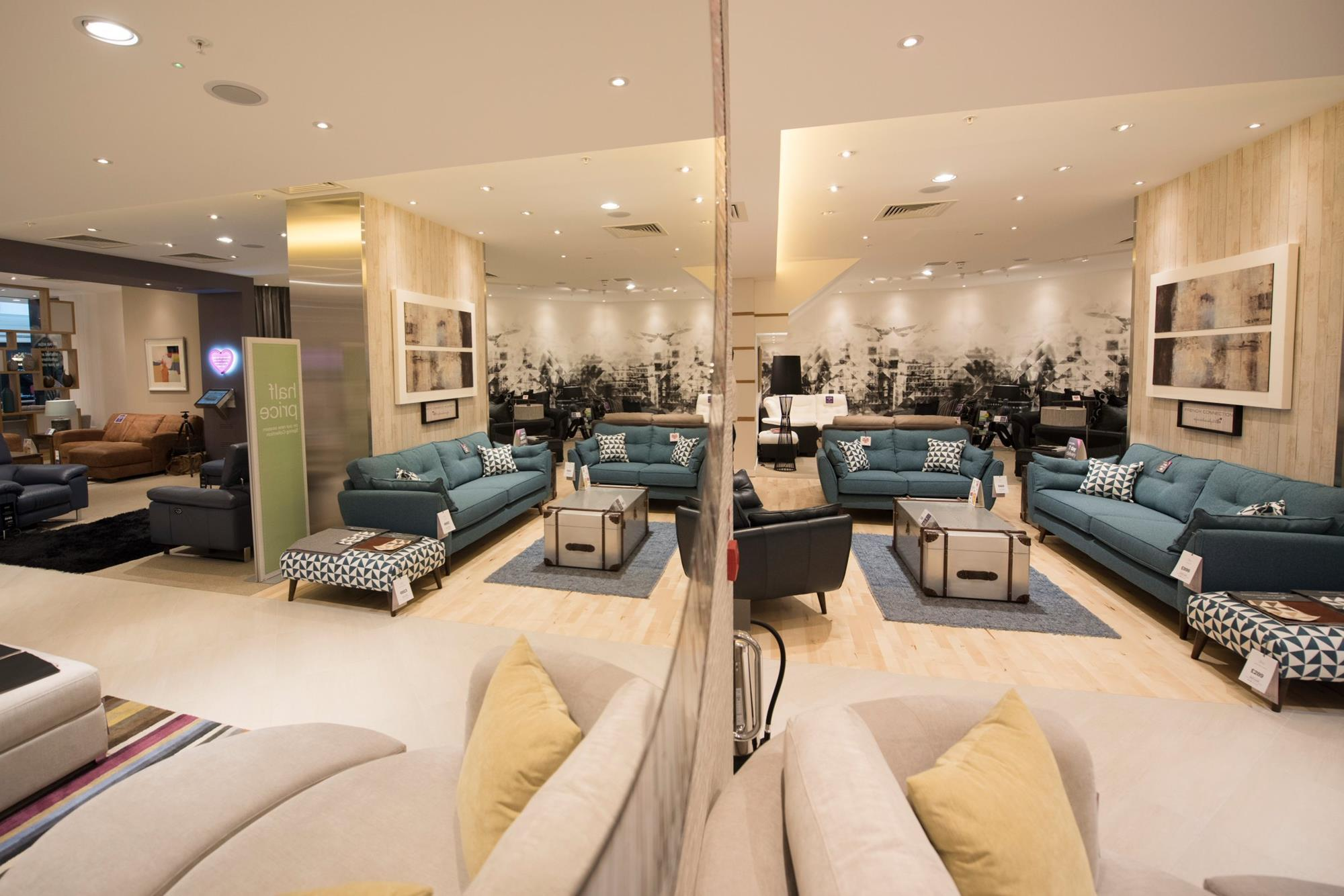 Store gallery DFS opens its second small format store in Bromley