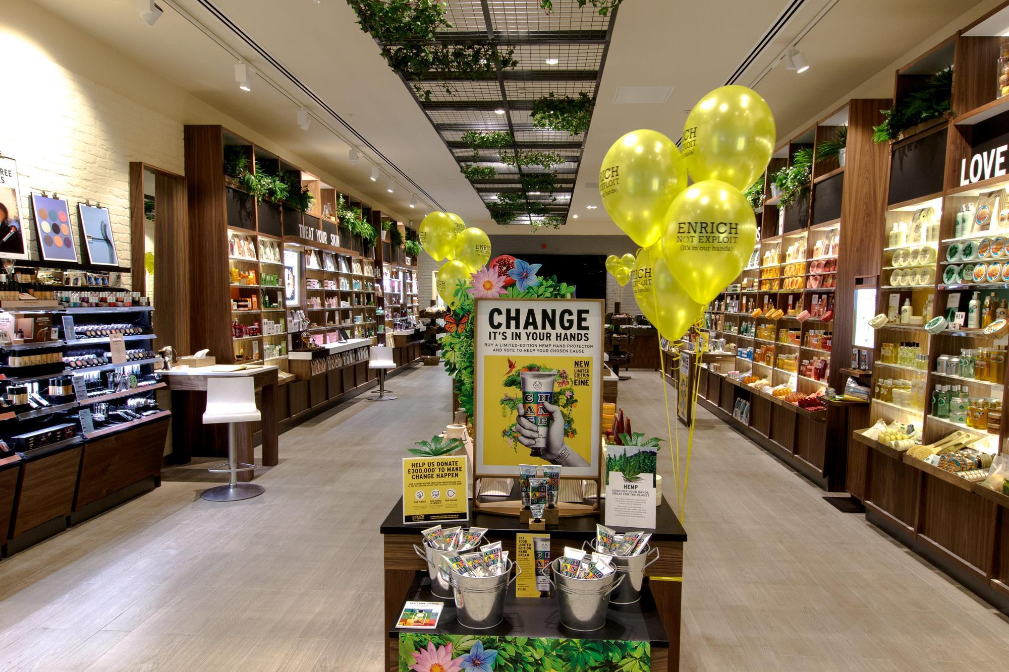 the body shop strategic analysis The body shop announces that it will implement a new global news & analysis on cosmetics the body shop goes for a green makeover with new csr strategy.