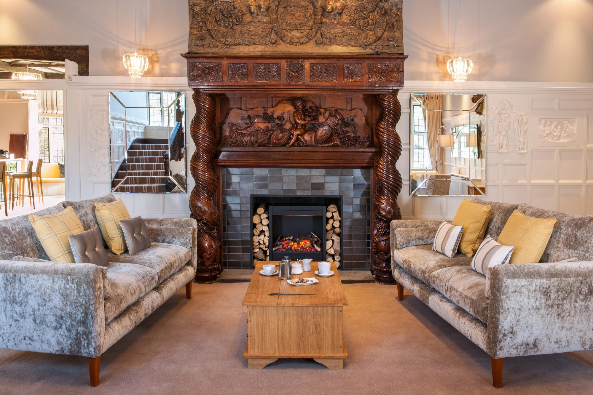 Great In pictures Laura Ashley unveils its first hotel Photo gallery Retail Week