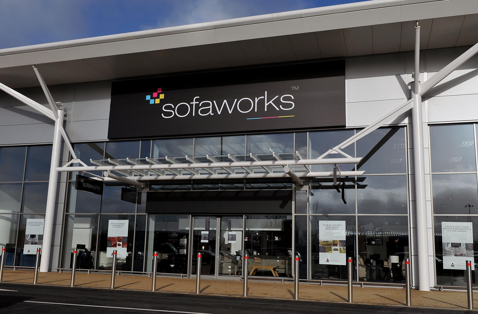 DFS sues rival furniture retailer Sofaworks over brand