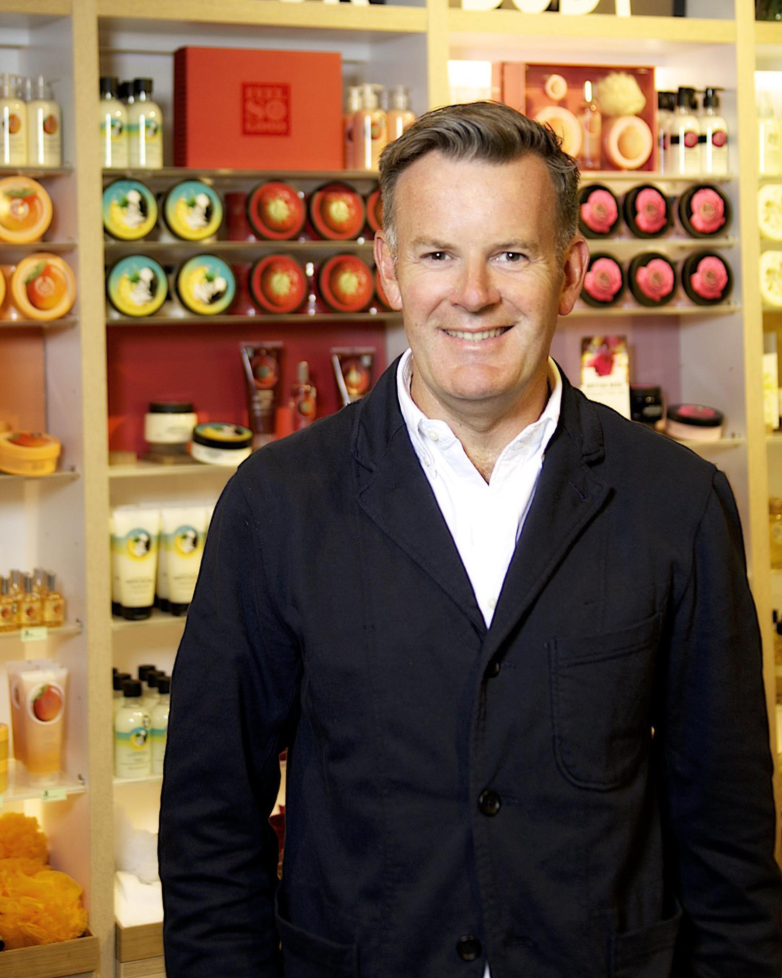 The Body Shop Names New UK Boss Amid Shake-up