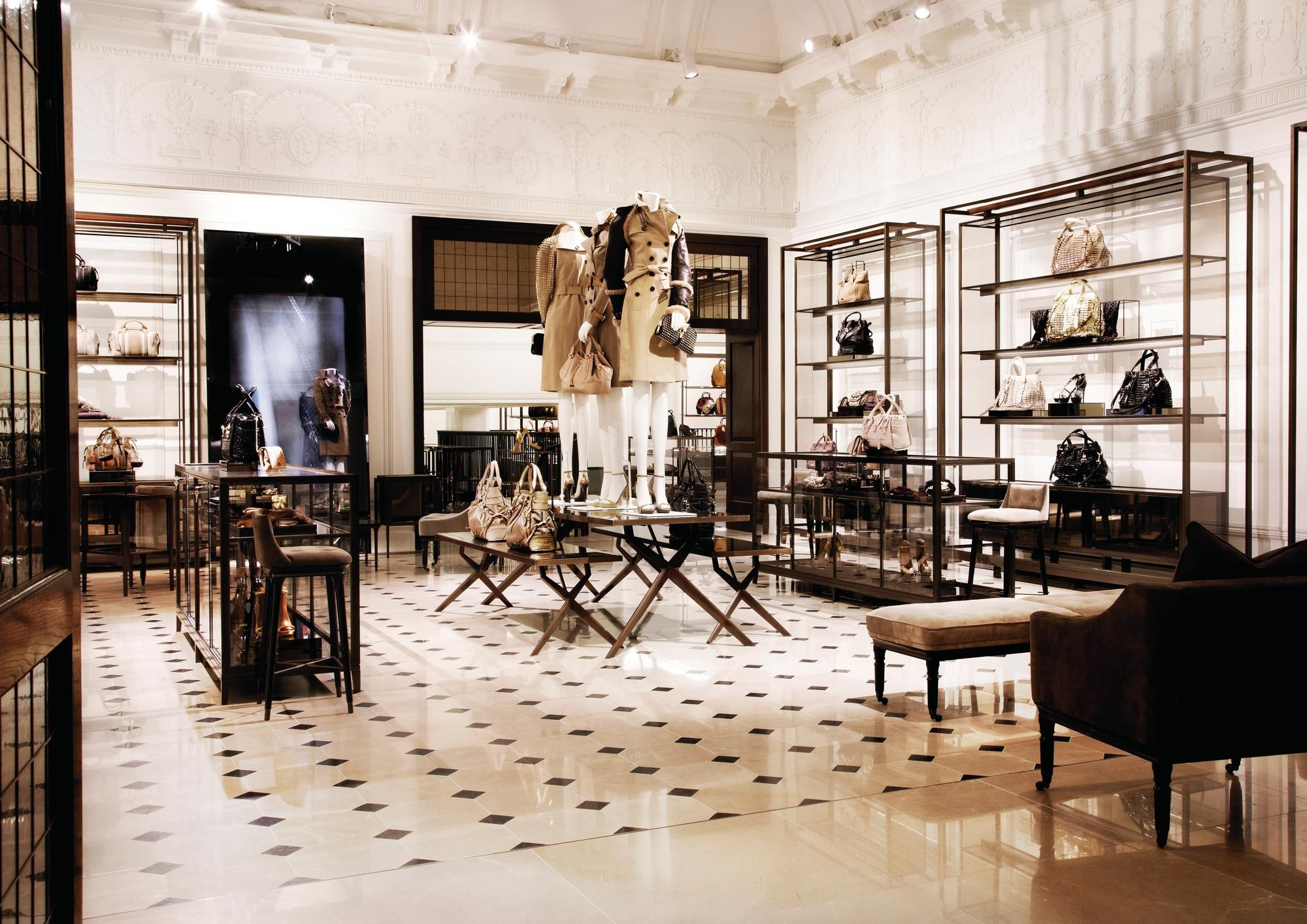Store Gallery: Burberry Regent Street   A Vision Of Luxury Retail | Store  Gallery | Retail Week Part 37