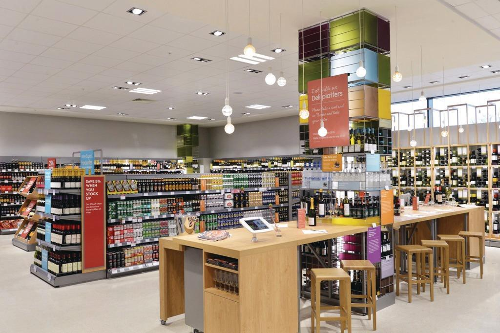 Analysis Retailers Draw The Battle Lines In The Grocery