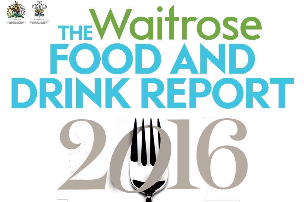 Waitrose Food Drink Report