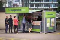 Co-op to open pop-up kiosks as it shelves online grocery plans