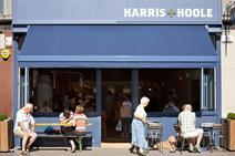Tesco backed the first Harris + Hoole outpost opening in Amersham