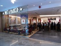 Pret a Manger's founders realised the business had grown too big for them  and appointed a new chief executive