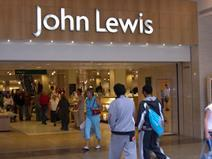 "John Lewis has reported ""solid"" trading as sales jumped 8.8% last week to £64.97m."