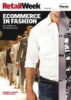 Ecommerce in fashion - October 2012