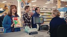 Tesco TV ad hammers home customer service message as part of fight back