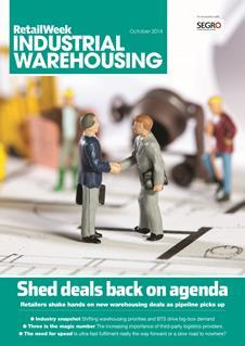 Retail Week Industrial Warehousing supplement, October 2014
