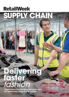 Retail Week Supply Chain - January 2014