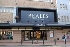Tycoon Andrew Perloff is to buy Beales