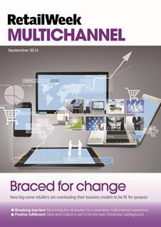 Retail Week Multichannel September 2014