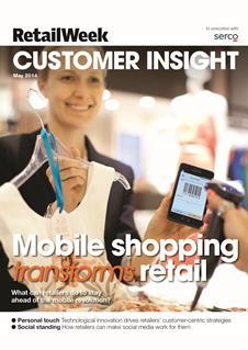 Retail Week Customer Insight - May 2014