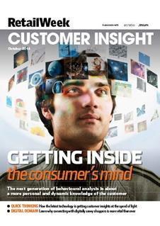 Retail Week Customer Insight - October 2014