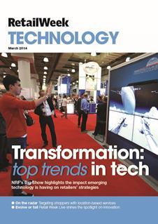 Retail Week Technology - March 2014