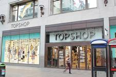 Topshop and Miss Selfridge push into China with online tie-up
