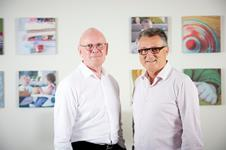 Fashion veteran Derek Lovelock (left) has been appointed interim chief executive at maternity retailer Mamas & Papas after leaving Aurora Fashions.