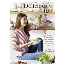 Deliciously Ella: Awesome ingredients, incredible food that you and your body will love by Ella Woodward has been the best selling book on Amazon
