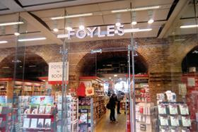 Foyles like-for-like sales jumped 4.7% in December driven by the performance of London bookshops including its relocated Charing Cross flagship.