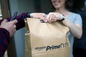 Other retailers can compete with services such as Amazon Prime Now