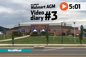 Walmart AGM video diary 3 thumb