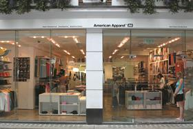 American Apparel will close stores